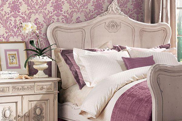 tapet clasic dormitor royaldeco