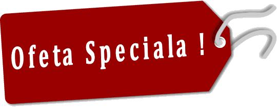 Tapet oferta speciala