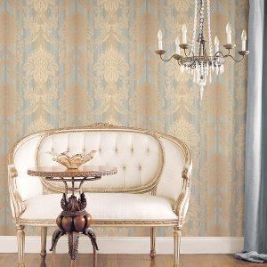 Tapet clasic aspect matasos Royal Deco Timisoara