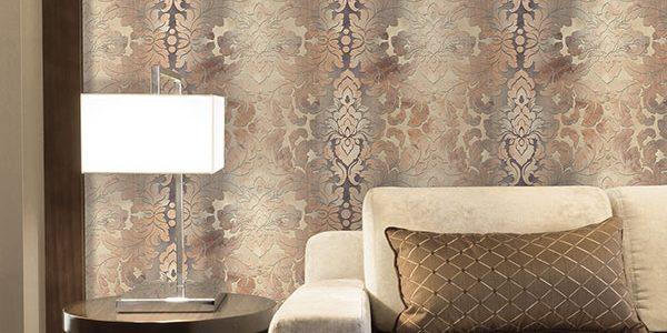 Tapet clasic Royal Deco Timisoara, modele damasc