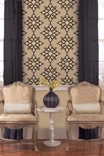 Tapet sufragerie-living Royal Deco Timisoara