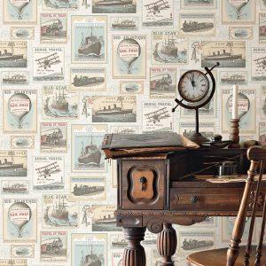 Tapet clasic Royal Deco Timisoara, modele vintage