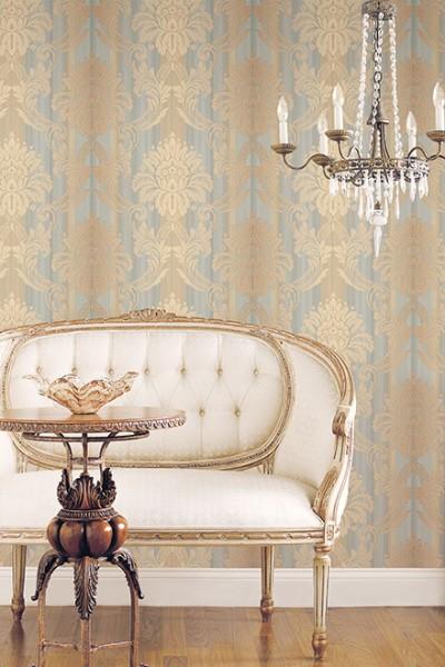Tapet clasic Royal Deco Timisoara, amenajare living